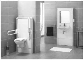 Blu wom milano sanitrit prodotti per il bagno pensati per tutta